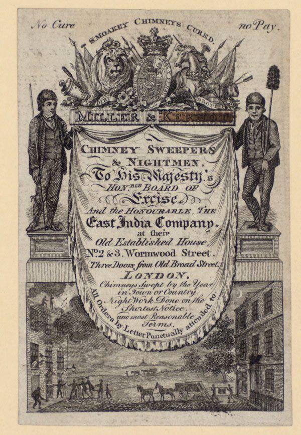 old chimney ad